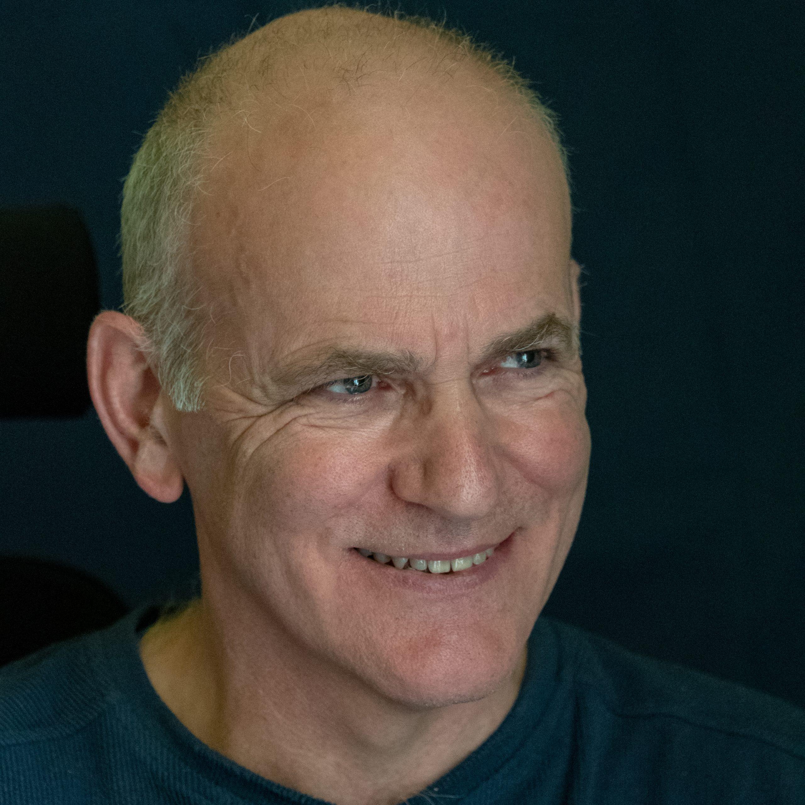 Geoff Barton August 2020